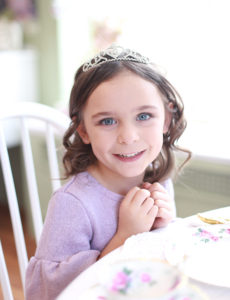 Tea Party, Southern Maine Photographer, Tiara