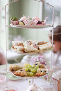 Tiara Tea Party, tea party lunch, Southern Maine Photographer